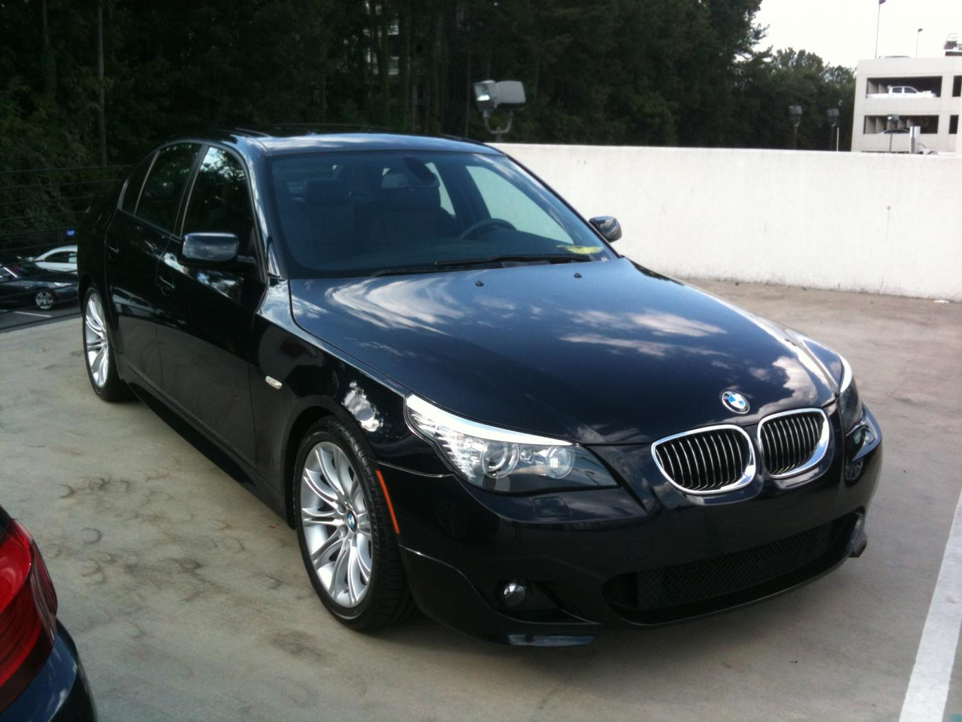 Welcome Newcomers Page - 2007 bmw 535xi