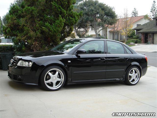 Hsiaochinsan S 2002 Audi A4 1 8t Bimmerpost Garage