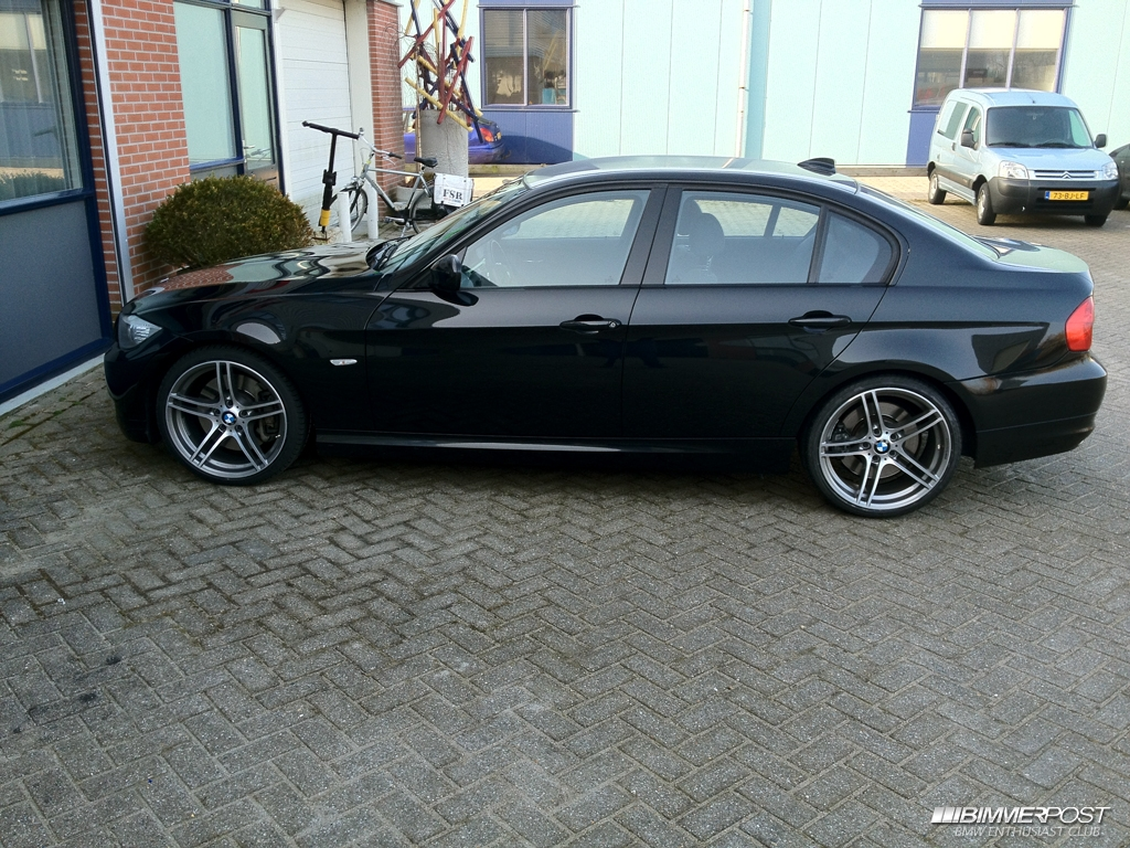 MrJ's 2010 BMW E90 335i - BIMMERPOST Garage
